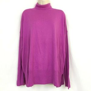 GAP Pure Cashmere Blend Sweater XXL Women's Boxy